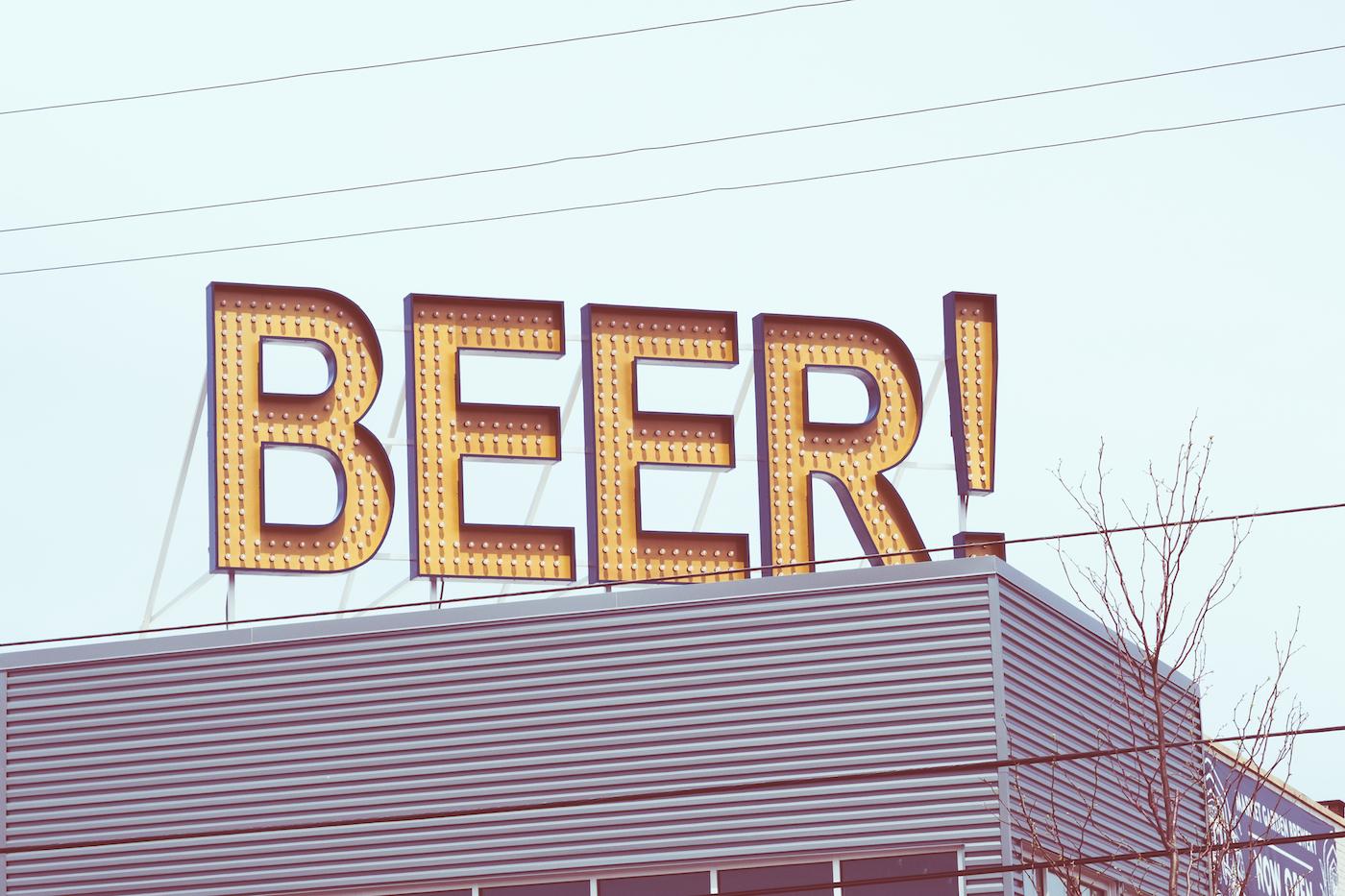 酔った状態でも使えるのが良いUI、それが「ビール3杯理論」